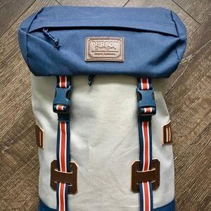 Burton Tinder Rucksack Backpack High Rise Retro
